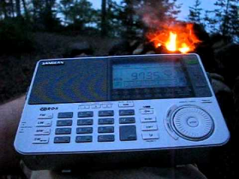 Deutsche Welle 9735 kHz. 1.7.2011.
