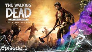 The Walking Dead Season 4 Telltale FULL Episode 1