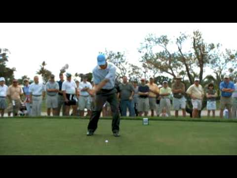 Lucas Glover Swing Video