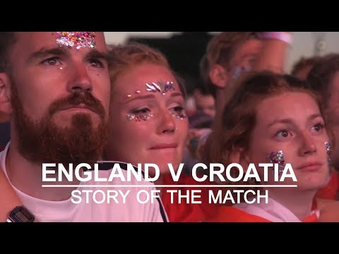 Croatia v England - The Story Of The Match From Fans Around The World - Russia 2018 World Cup thumbnail