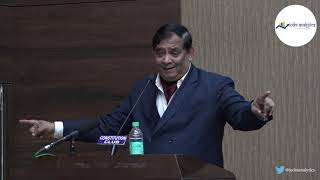 Col RSN Singh (Must watch) speaking at IndoiAnalytics conclave on Article35A