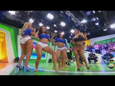 Livia Andrade Mulher Melão e Outras Gostosas dançando Funk 1080p thumbnail