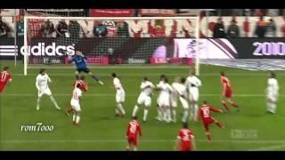Robben  dribbling skills