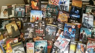 ASMR- HUGE DVD COLLECTION (TAPPING AND STICKY SOUNDS)