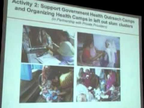 Session: Impact of Urbanization on Public Health in India (Part V Agra Urban Health Programme)