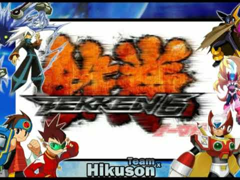 Tekken 6 OST 31 G Corporation Millennium Tower Heliport Video