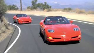 2011 Corvette Grand Sport vs. Matt