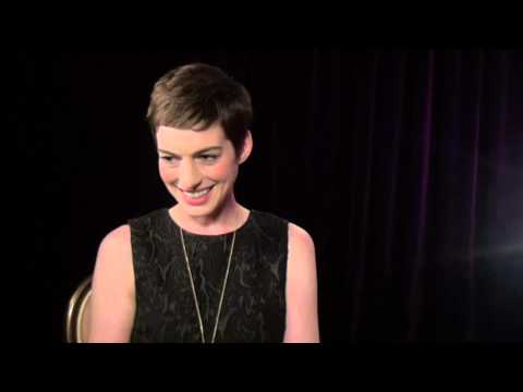 Anne Hathaway on Selina Kyle/The Dark Knight Rises