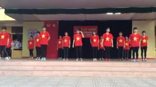 [Flashmob] Sẽ Chiến Thắng - THPT Phong Châu - 9/1/2017