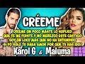 Karol G Maluma   Créeme (Letra)