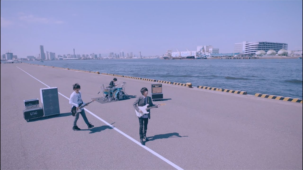 "UNISON SQUARE GARDEN - ""Catch up, latency""のMV(Short Ver.)を公開 新譜シングル「Catch up, latency」2018年11月7日発売予定 thm Music info Clip"