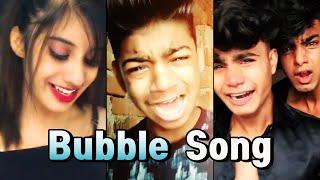"""Bubble Song"" feelings : part 3 / Tiktok india"