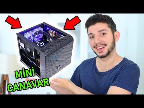 Mini ITX Oyuncu Bilgisayarı Topluyorum - DBTR2