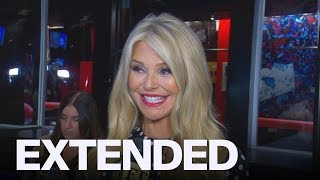 Christie Brinkley On Why She Joined 'DWTS' | EXTENDED