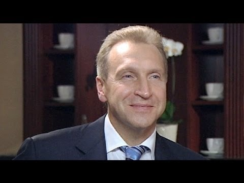 euronews interview - Russia's economy set for growth?