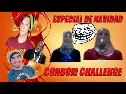 Especial de Navidad con HolaSoyGerman y MoxWDF #CondomChallenge