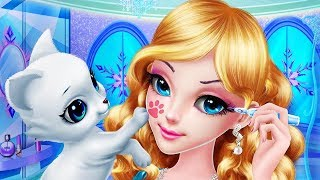 Fun Girls Care Games - Pony Dress Up & Ice Princess Makeup Makeover Sweet Sixteen Kids Games