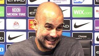 Manchester City 1-0 Tottenham - Pep Guardiola Full Post Match Press Conference - Premier League