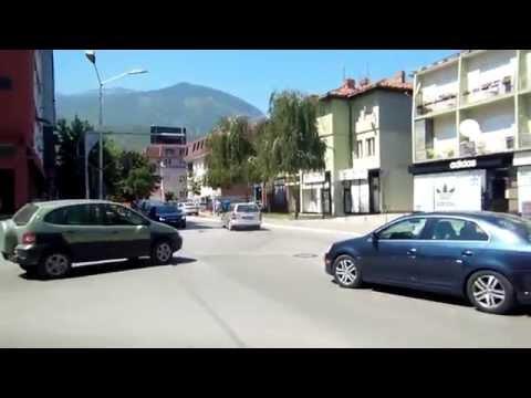アキーラさん散策①旧ユーゴスラビア・ペヤ市街!City,Peja(Pec),Kosovo