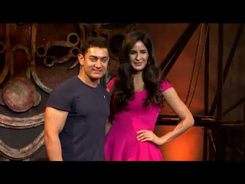 Video - Aamir Khan proposing marriage to Katrina Kaif on behalf of Salman Khan