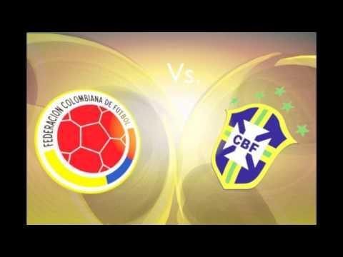 Colombia vs Brasil - Copa América - Narración GOL Caracol radio JEISON MURILLO