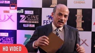 Sooraj Barjatya at Zee Cine Awards 2016 | Viralbollywood