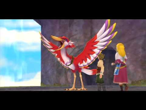 [Let's Play] #02 -  The Legend of Zelda: Skyward Sword - Getting the Loftwing