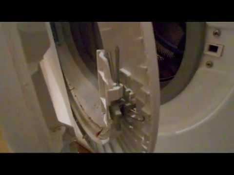 aprire oblo lavatrice bloccato