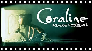 The Childhood Horror of CORALINE