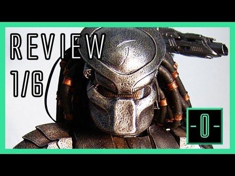 Hot Toys AvP Scar Predator 1/6 (2013) - video review