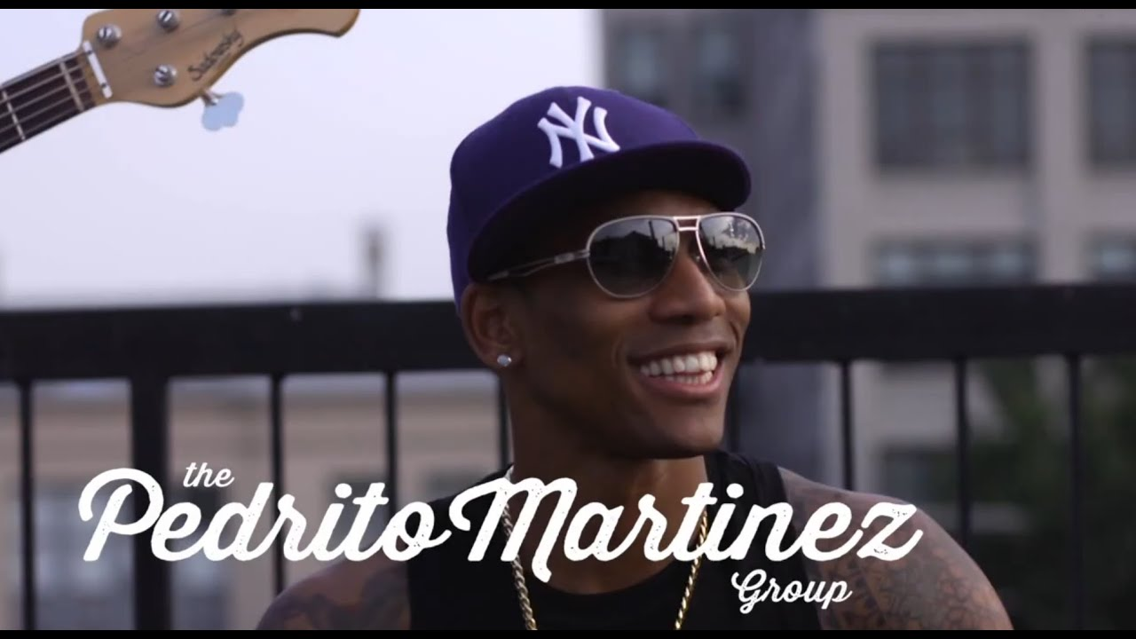 The Pedrito Martinez Group - Debut Album now available ! - YouTube
