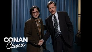 "Marc Maron Stand-Up - ""Late Night with Conan O'Brien"" 01/25/1994"