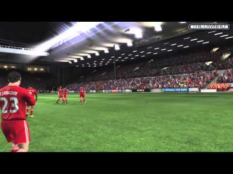 FIFA 11 - BE A PRO SEASONS LIVERPOOL -JOE COLE 1