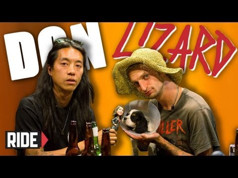 Lizard King & Don Nguyen Survive Skinheads, El Toro, Witches & Drugs! Weekend Buzz ep. 17