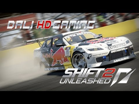 NFS Shift 2 Unleashed Drift PC Gameplay HD 1200p
