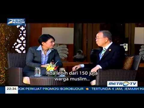 Face2Face with Ban Ki Moon