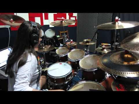 Muse - Starlight [thais Faccio Drum Cover] video
