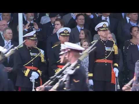 Nieuwe commandant voor Korps Mariniers