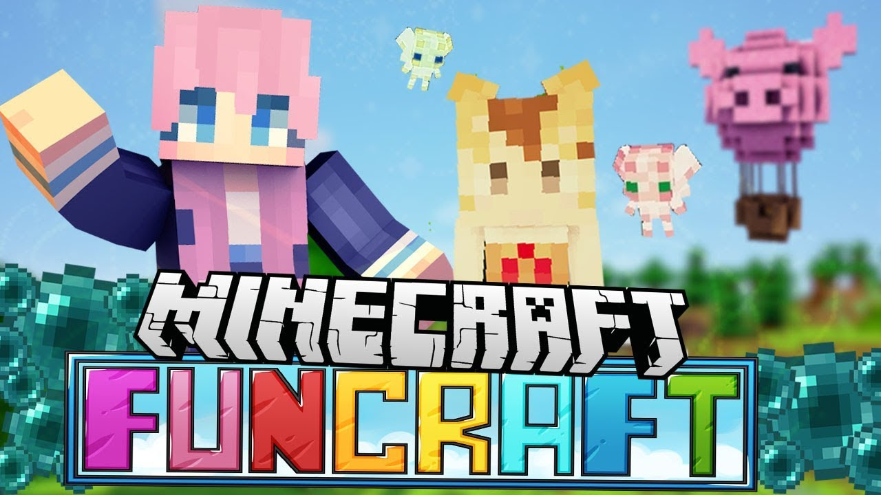 Squirrel Girl | Ep. 2 | Minecraft FunCraft
