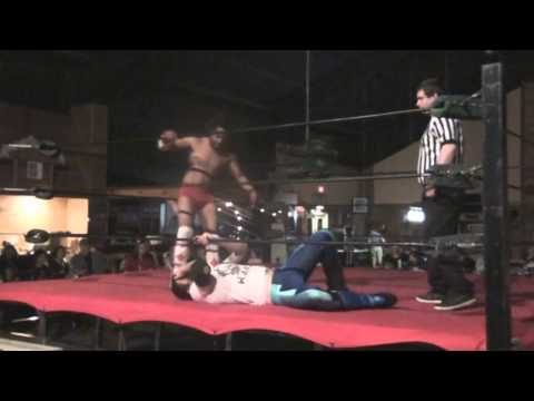 Skye Bynes vs Jeff Yager - Music Video - Blountstown, FL  02/02/2014