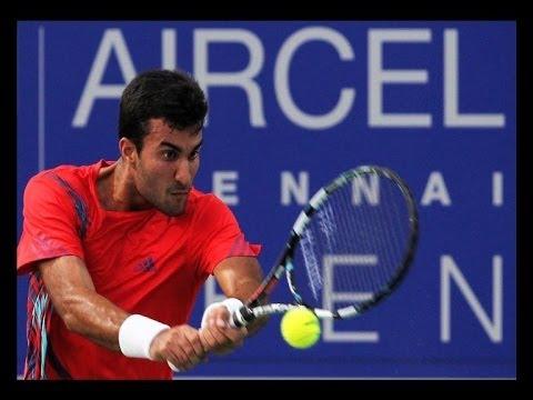 Chennai Open: Yuki Bhambri vs Pablo Busta; Yuki wins