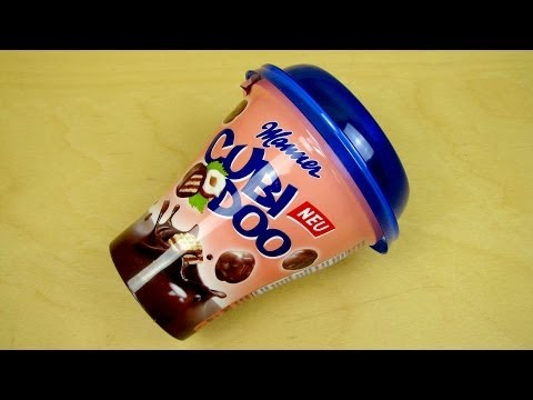 Manner Cubi Doo - Chocolate Wafer Balls