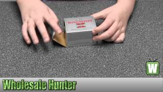 Winchester Ammo 44 Remington Magnum 210Gr Super-X Silver Tip HP X44MS Shooting Unboxing