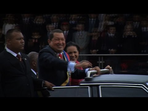 Venezuela parade marks failed Chavez coup