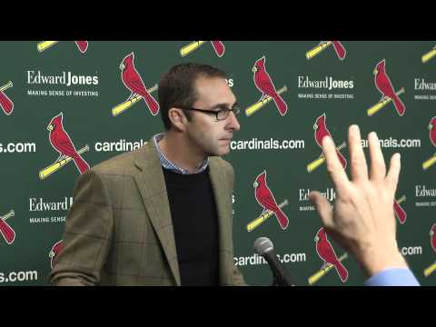 Cardinals GM on Albert Pujols Signing with Angels - 101ESPN