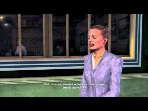 LA Noire Walkthrough: Case 6 - Part 1 [HD] (XBOX 360/PS3) [Gameplay]