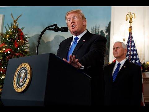 США признали Иерусалим столицей Израиля: стоит ли опасаться беспорядков