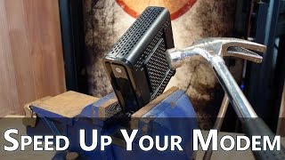 Speed Up Your Cable Modem! Is Your Battery Pack Too Big To Fly? MS Surface Pro Substitutes, DNSCrypt