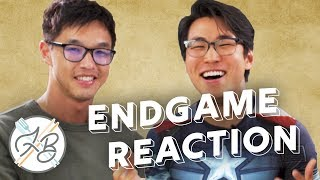 Avengers: Endgame Review ft. Mike Bow - Lunch Break!