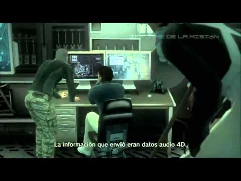 Metal Gear Solid 4 : Guns Of The Patriot - Historia Completa , Parte 1 De 3 (isazamche) video